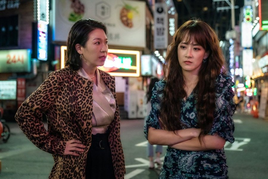 Ryoo Hyoun-Kyoung as Young-Chae di Film Korea I Review dan sinopsis