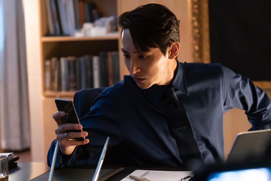 Lee So Hyuk di film pipeline sebagai klien Seo In Guk