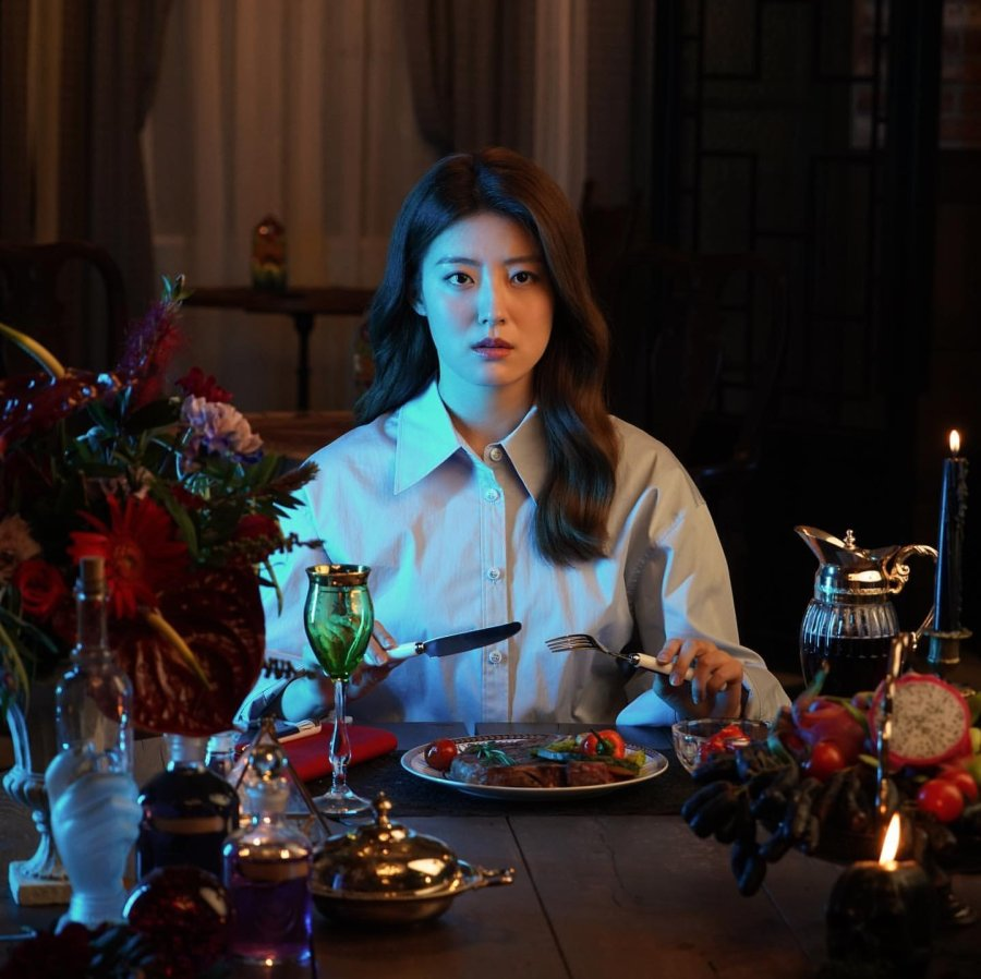 Karakter Nam Ji-Hyun as Jung Jin dalam drama The Witch's Diner