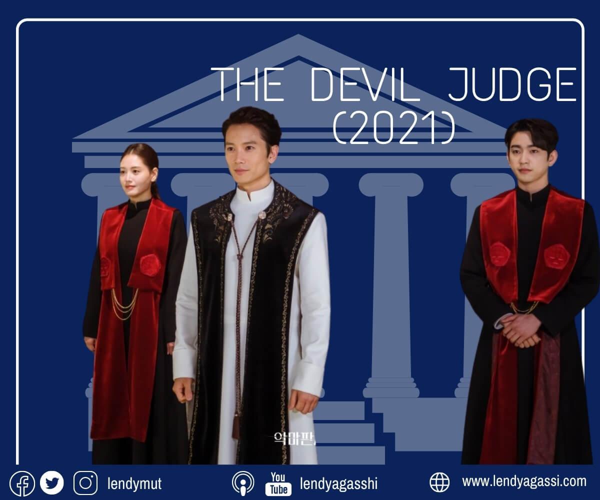 Review dan sinopsis Drama The Devil Judge