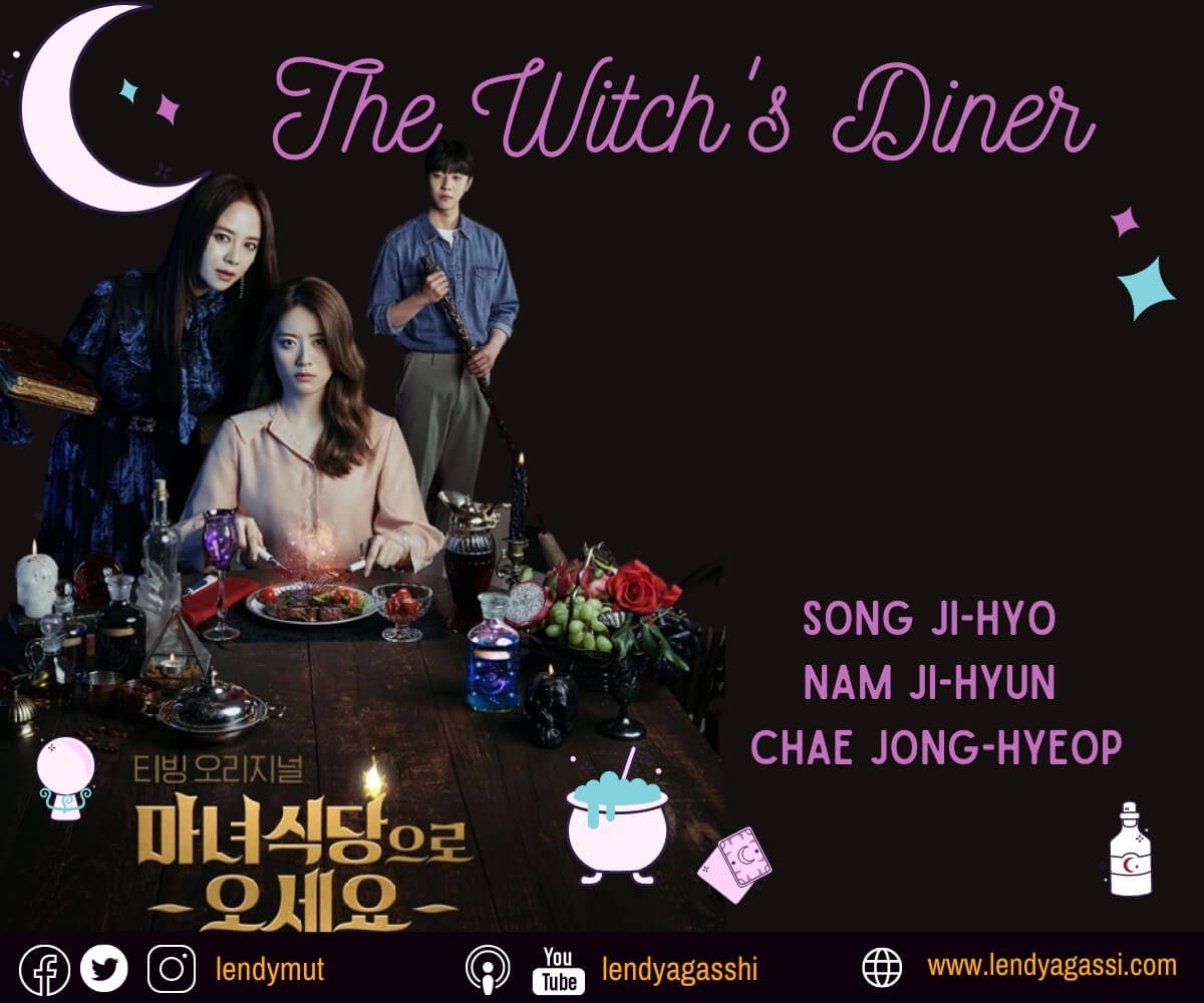 Review dan Sinopsis Drama The Witch Diner 2021