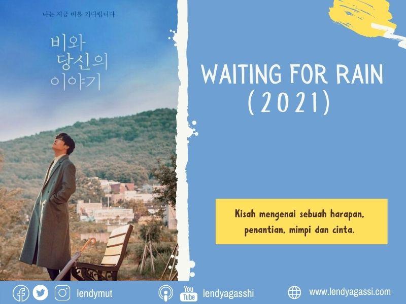 Review dan Sinopsis Film Waiting Fo Rain