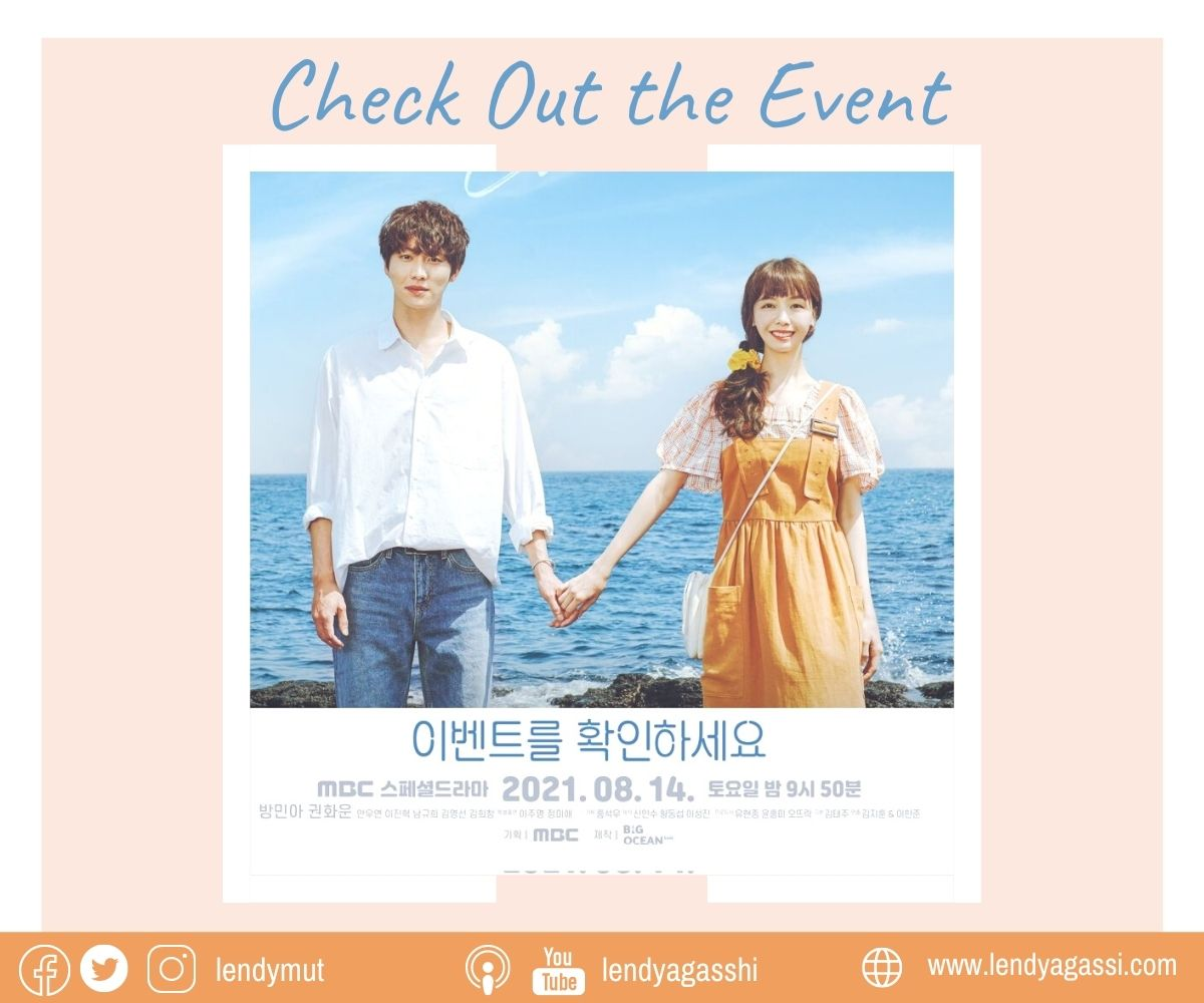 Review dan Sinopsis Drama Check Out the Event (2021) : Mini Drama