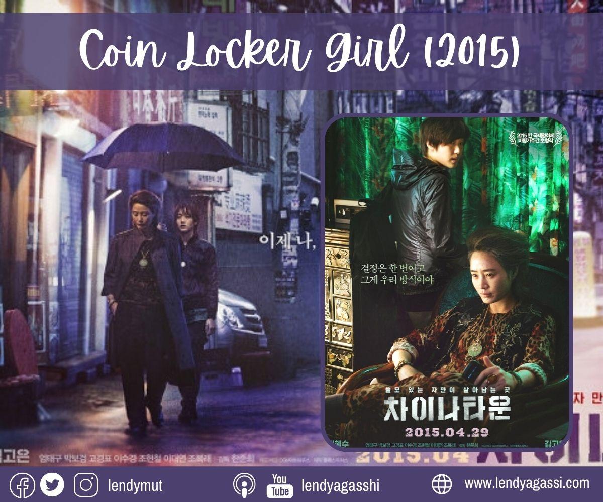 Review dan sinopsis Film Coin Locker Girl (2015)