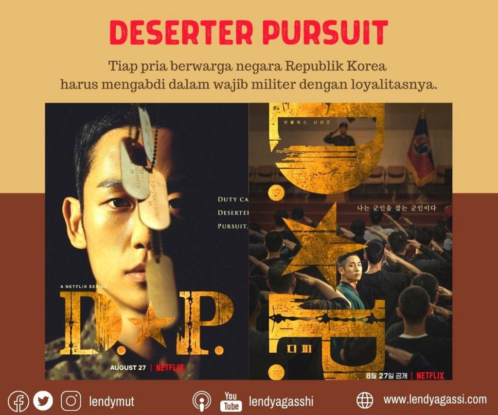 Review dan sinopsis Drama D. P Jung Hae In