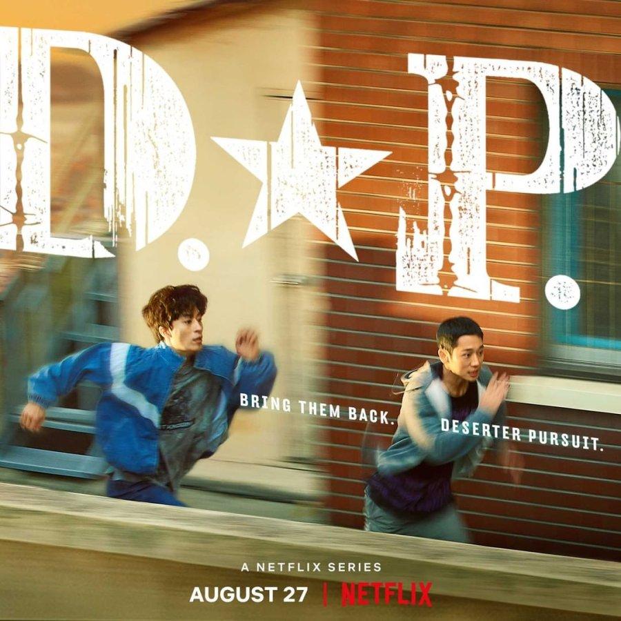 Drama Korea D. P bercerita tentang apa? Apa singkatan dari D. P? Deserter