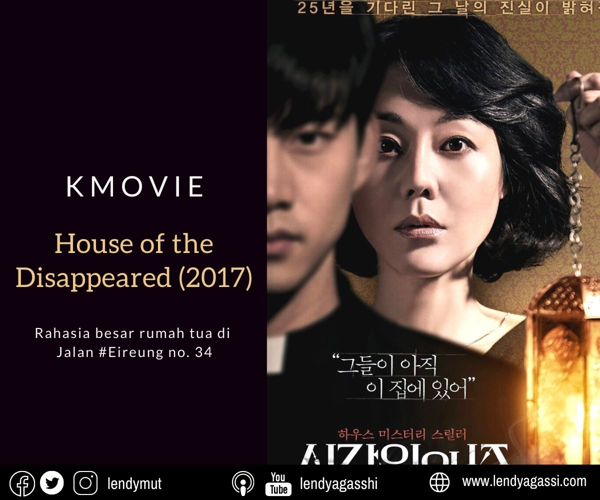Review dan Sinopsis Film House of the Disappeared Ok Taecyeon
