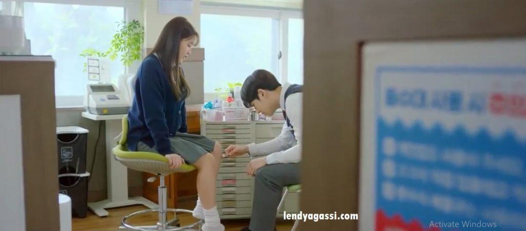 Nonton dimana drama Blue Birthday Yeri dan yang hok seok?