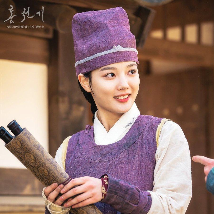 Siapa Hong Cheon Gi dalam review sinopsis dan ulasan Buku The Secret of Red Sky