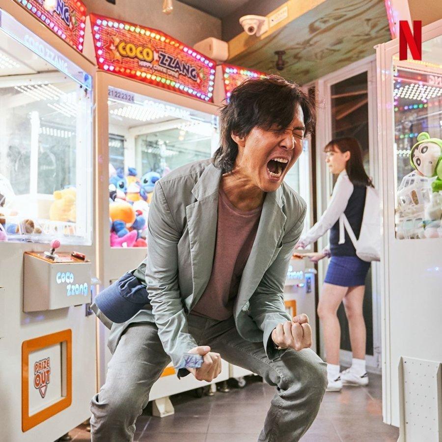 Apa saja permainan di drama Squid Game?, Apa makna Mugunghwa Kkoci Pieot Seumnida?, apa kata-kata boneks squid game? Hangul