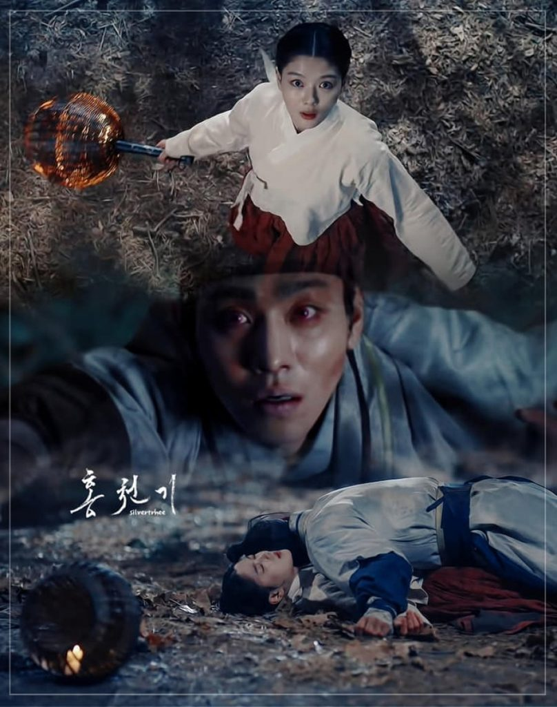 Ending drama Lover of The Red Sky, Review sinopsis dan ulasan Novel The Secret of The Red Sky, Drama Lover of the Red Sky, Ahn Hyeo Seop, Kim Yoo Jung