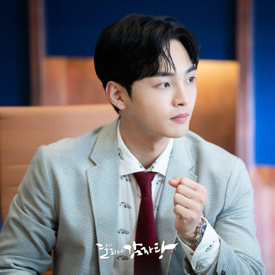 Kim Min Jae di Dali and Gamjatang, Ending Drama Dali and Gamjatang, Review dan sinopsis drama Dali and Gamjatang