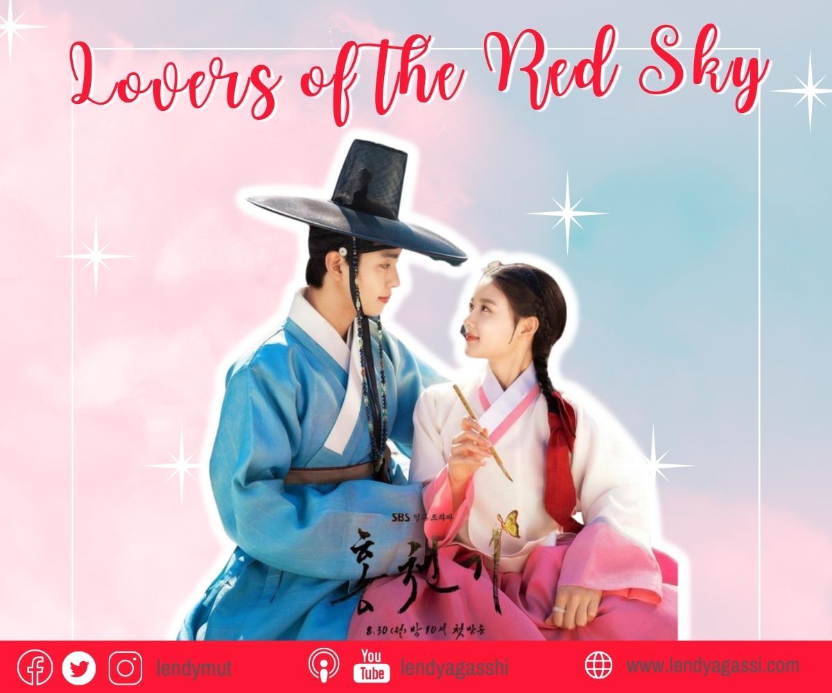 Review dan sinopsis ending drama Lovers of the red sky Ahn Yeo Seop, Kim Yoo Jung