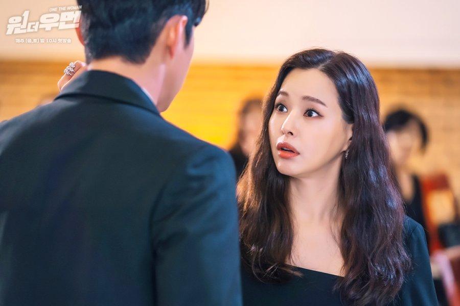 Ending drama One The Woman, Lee Ha Nee, Lee Sang Yoon