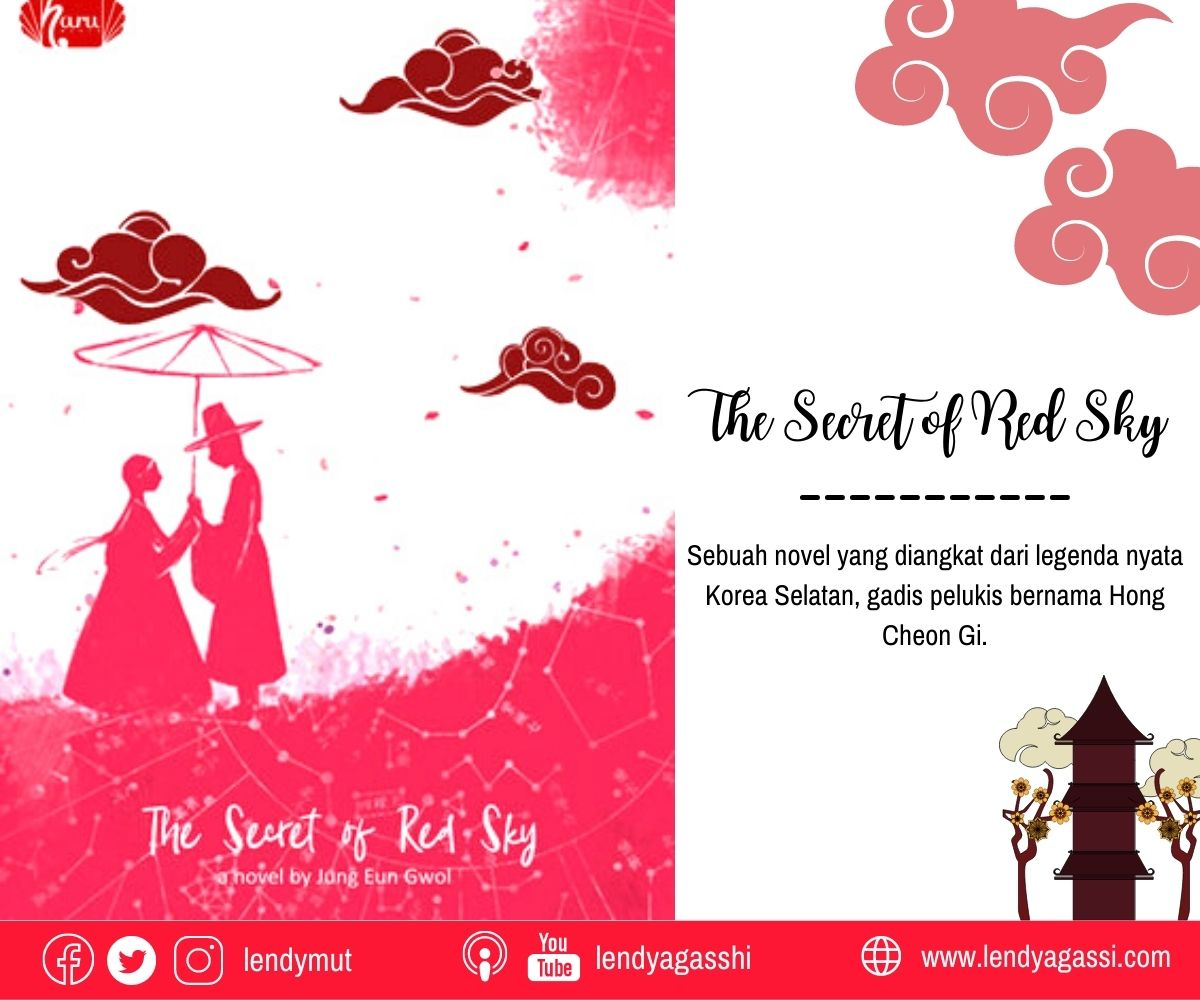 Review Sinopsis Ulasan Novel Lovers of The Red Sky
