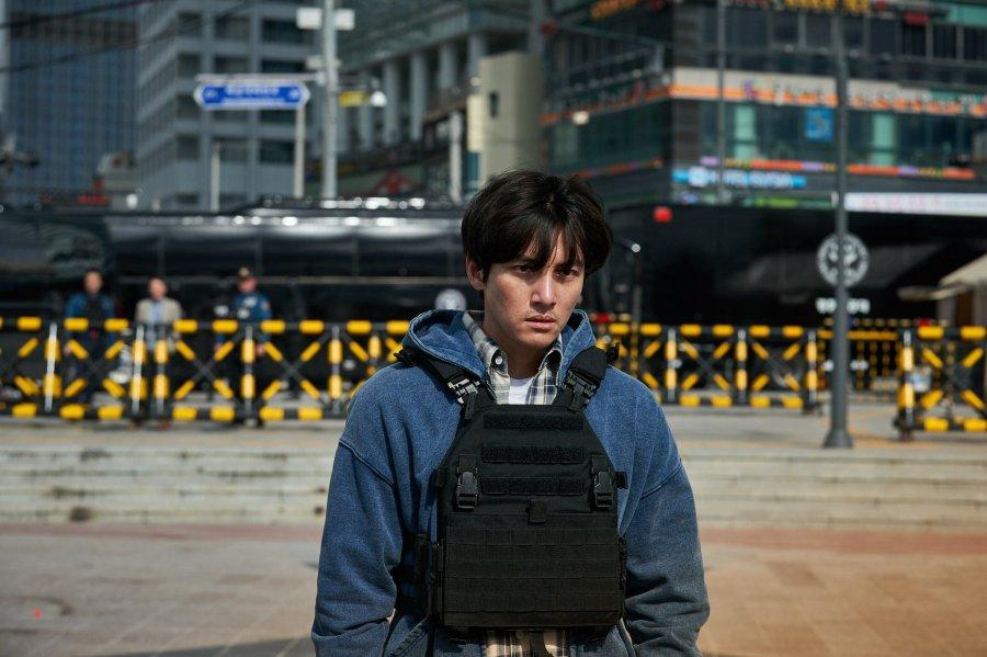 Film terbaru Ji Chang Wook 2021, Hard Hit. Nonton Hard Hit dimana? Nonton Hard Hit sub indo