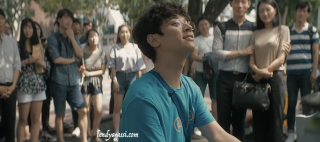 Nonton Drama Keys to the heart sub indo di Netflix, Ending Film Keys to the Heart, Lee Byung Hun, Han Jimin. Review dan sinopsis ending film Keys to the Heart