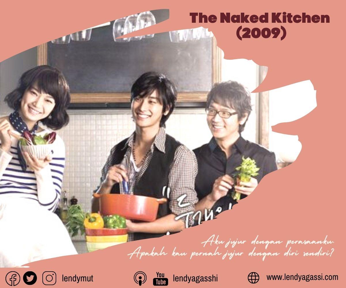 Review dan Sinopsis Ending Film The Naked Kitchen Shin Min A, Joo Ji Hoon
